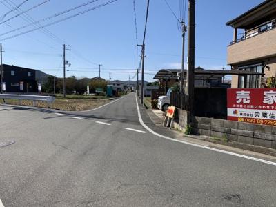 【外観】揖保郡太子町吉福/売土地