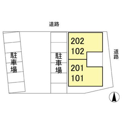 【区画図】サンモールコート