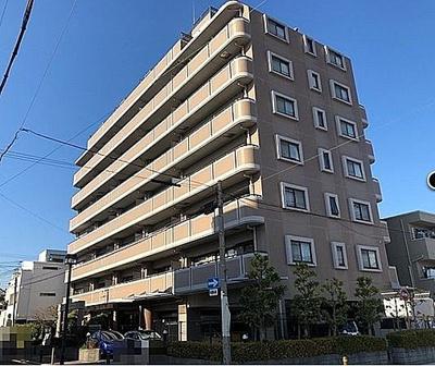 【外観】ライオンズマンション北田辺第2