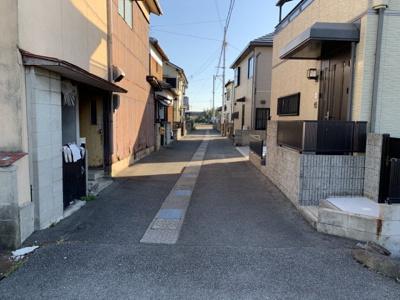 【外観】揖保郡太子町下阿曽/売土地