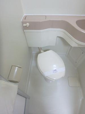 【トイレ】MANSION AMIRION