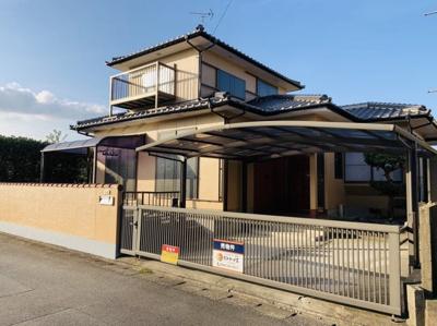 【外観】筑前町中牟田 中古住宅