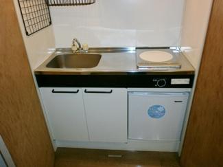使いやすいキッチンです。グレースKⅡ