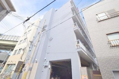 【外観】ニューフジマンション