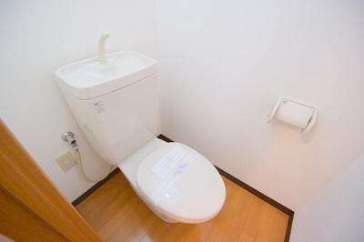 【トイレ】ニューフジマンション
