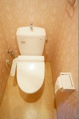 【トイレ】きーとすはうす