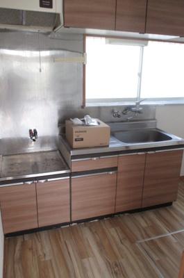 【キッチン】エストレージャ北本
