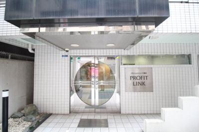 【エントランス】プロフィットリンク蒲田