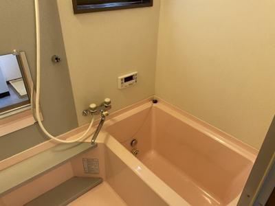 【浴室】西ノ京月輪町貸家