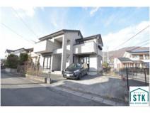 かし保険付きの東南角地住宅の画像