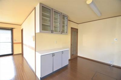 【キッチン】かし保険付きの東南角地住宅