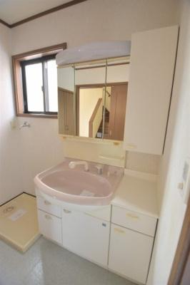 【独立洗面台】かし保険付きの東南角地住宅