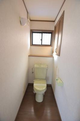 【トイレ】かし保険付きの東南角地住宅