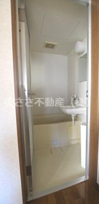 【浴室】MKハイツ
