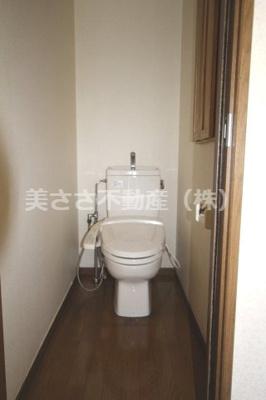【トイレ】MKハイツ