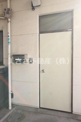 【玄関】MKハイツ