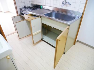 【キッチン】桜館10