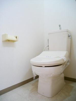 【トイレ】桜館10