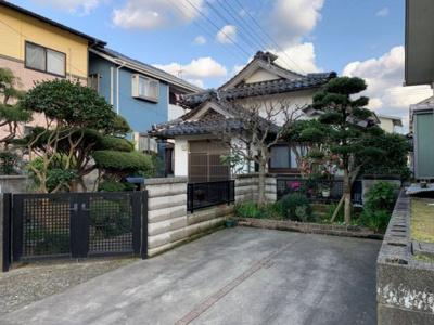 【外観】鳥取市吉成南町1丁目中古戸建て