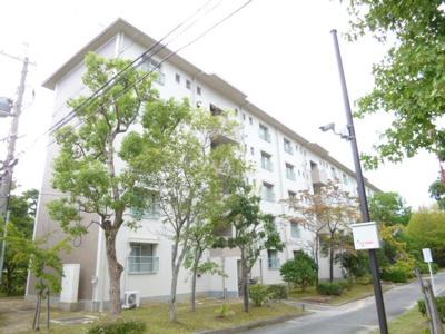 【外観】箕面粟生第二住宅