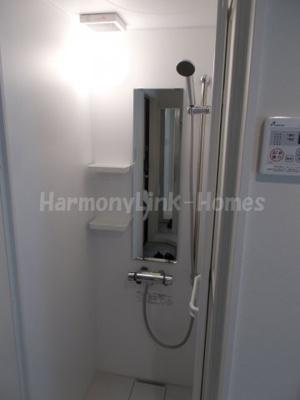 ハーモニーテラス西尾久Ⅱのシャワールーム