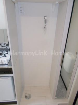 ハーモニーテラス西尾久Ⅱの室内洗濯機置き場