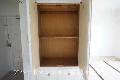【収納】ビレッジハウス奈戸岡1号棟