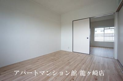 【洋室】ビレッジハウス奈戸岡1号棟