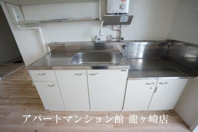 【キッチン】ビレッジハウス奈戸岡1号棟