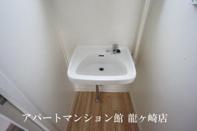 【洗面所】ビレッジハウス奈戸岡1号棟