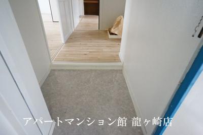 【玄関】ビレッジハウス奈戸岡1号棟