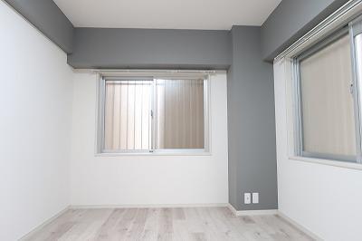【洋室】ジュネシオン竜泉 8階 角 部屋 リ ノベーション済