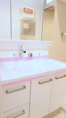 【独立洗面台】ジュネシオン竜泉 8階 角 部屋 リ ノベーション済