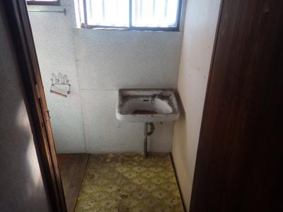 【トイレ】上町倉庫Ⅰ