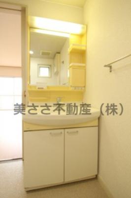 【独立洗面台】センティ富士森