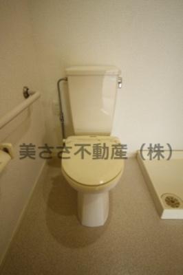 【トイレ】センティ富士森