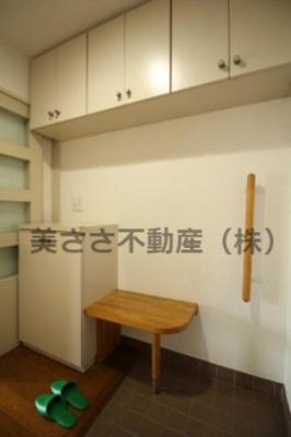【玄関】センティ富士森