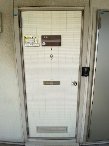 【玄関】レジデンスサヌキ