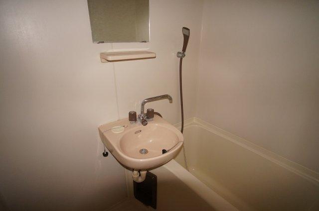 【浴室】レジデンスカープ新潟