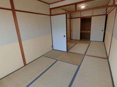 【居間・リビング】ハイツ西川