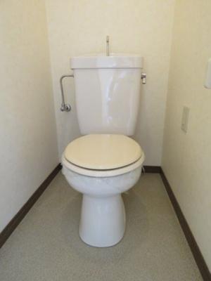 【トイレ】Surplusブルースカイ