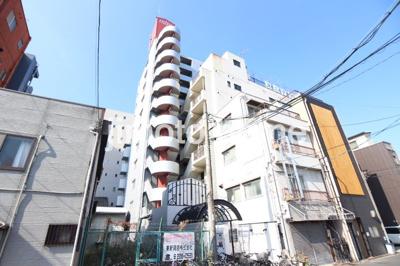 【外観】ガーデンコート桜川