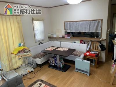 【居間・リビング】神戸市西区宮下 中古戸建