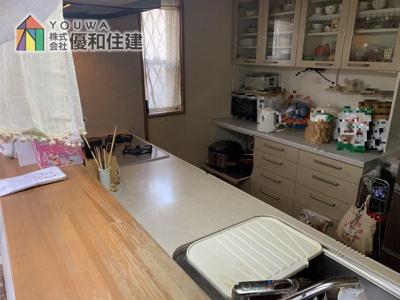 【キッチン】神戸市西区宮下 中古戸建