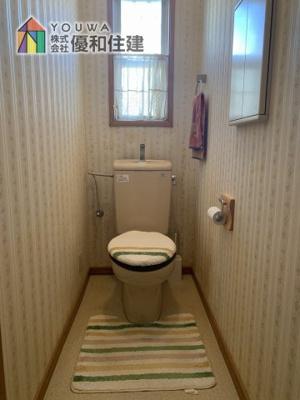 【トイレ】神戸市西区宮下 中古戸建