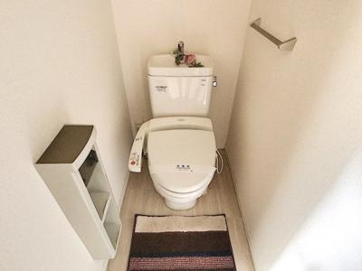 【トイレ】クラヴィエ和田