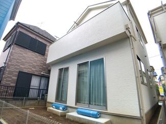 新京成線「高根木戸」駅徒歩14分の全2棟の新築一戸建てです。