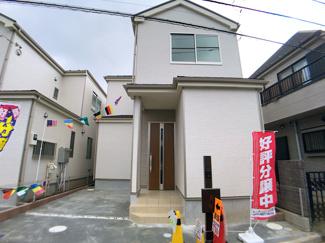 敷地32.0坪(1号棟)と33.2坪(2号棟)の全居室洋室の4LDKです。