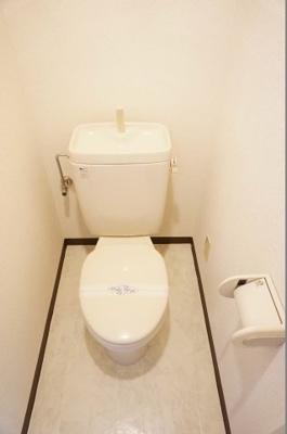 【トイレ】アビタシオン島之内