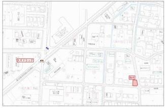 六条片田 土地分譲 残り1区画 陽南中学校区 敷地ゆとりの51坪 建築条件無し